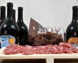 Slow food: corsisti in visita al Birrificio Eclipse di San Giorgio Jonico